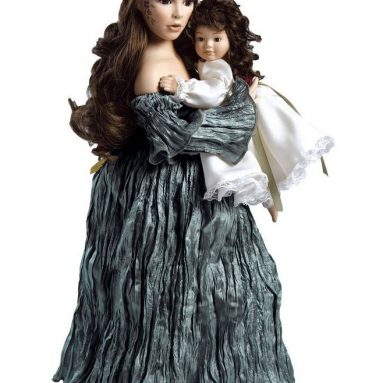 Porcelain Doll – Mother Earth, A Vision of Mother Nature
