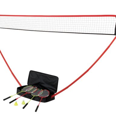 Portable Badminton Set
