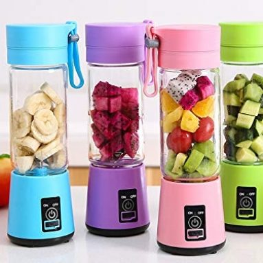 Portable Mini USB Juicer