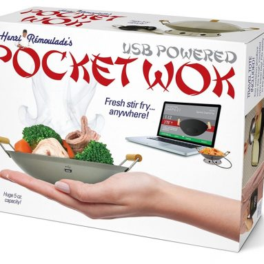 Prank Pack Pocket Wok