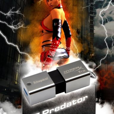 Predator DataTraveler 512GB USB 3.0 Flash Drive
