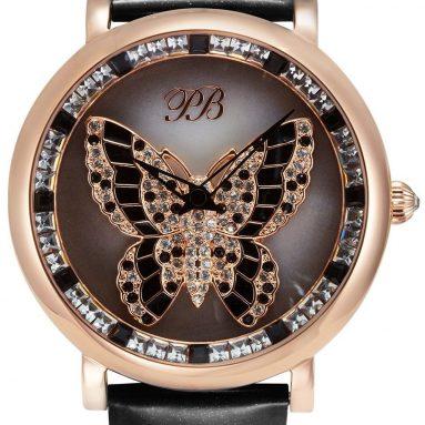 Princess Butterfly Lady Watch