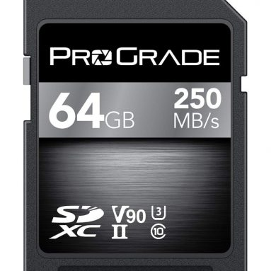 ProGrade Digital V90 Memory Card (256GB)