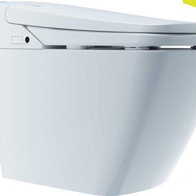 Prodigy Advanced Smart Toilet with Dual Smart Flush
