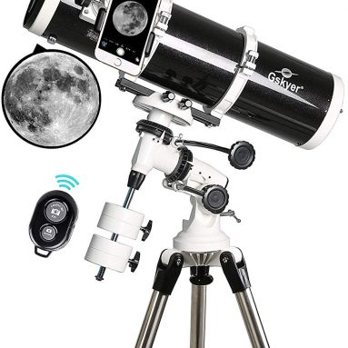 Professional Astronomical Reflector Telescope