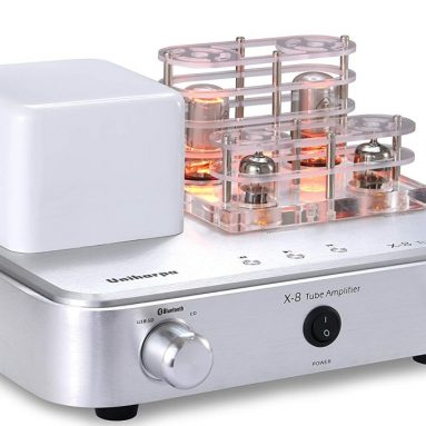 Professional Audio-Frequency Vacuum Tube Amplifier