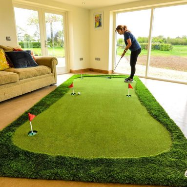 Professional Putting Mats | Standard Or XL | Pro Putting Practice