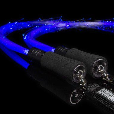 Programmable LED Light Up Glow Rave Toy Pixel Flow Lace