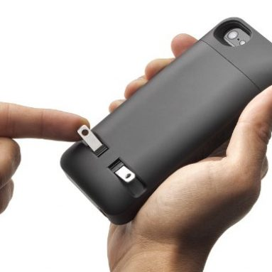 Prong PocketPlug Case Charger In-One for iPhone 5/5s