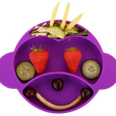 Qshare Toddler Plate