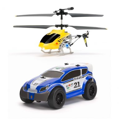 RC Bluetooth Rally Car Helo TC Chopper for iPhone/iPod/ iPad