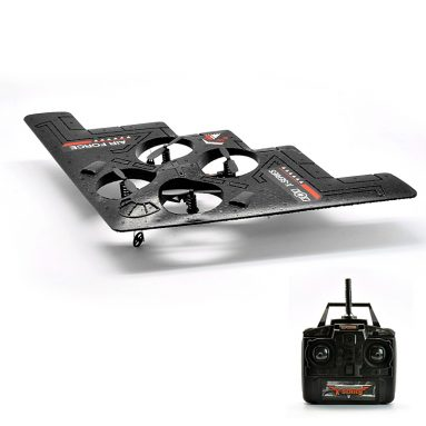 "RC Quadcopter Stealth Bomber ""B2 X-Series"""