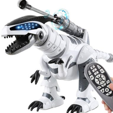 Cyber Monday: RC Robot Dinosaur Intelligent Interactive Smart Toy Electronic