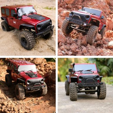 RGT Rc Crawler 1:10 Scale Waterproof RC Car