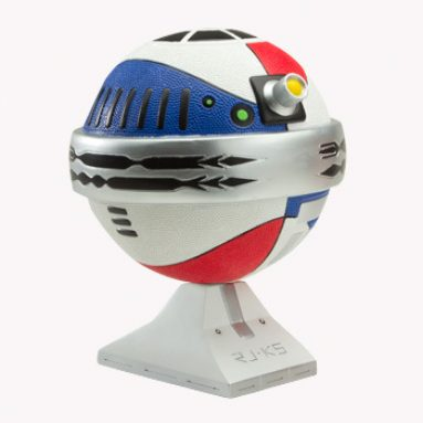 RJ-K5 Astrofresh Basketball Droid 8.5inch Hyperspace