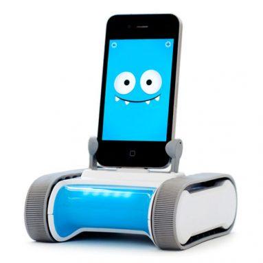 THE SMARTPHONE ROBOT