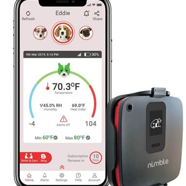 RV PetSafety | Pet Monitor 4G Lite