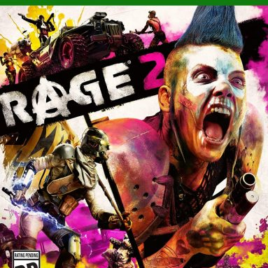 Rage 2 – Xbox One Standard Edition
