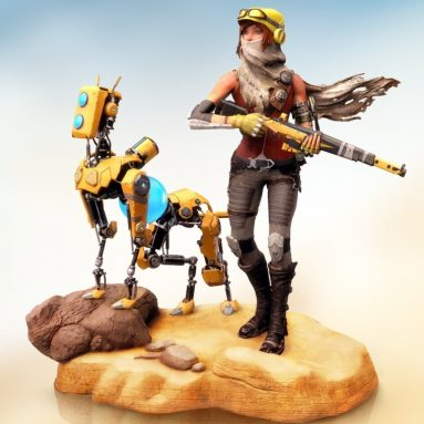 ReCore Collector's Edition – Xbox One