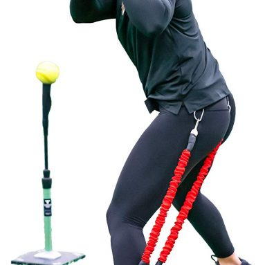 Resistance Hitting & Pitching Trainer Adds 4-7MPH of Batting Power or Pitch Velocity