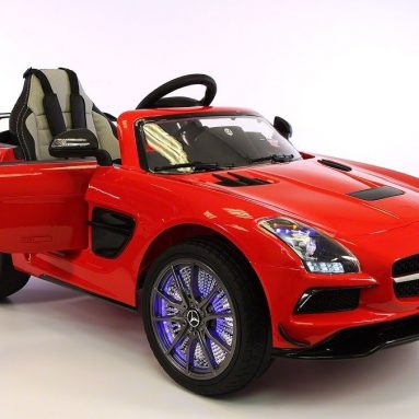 Ride on Toy for Kids Electric Car Mercedes Benz