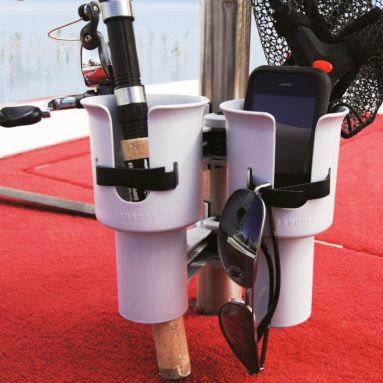 Robo Cup Clamp on Cup/Rod Holder