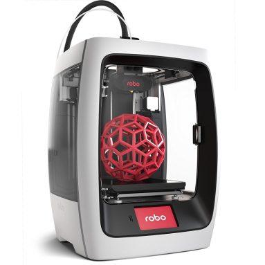 Robo R2 High Performance Smart 3D Printer with Wi-Fi