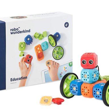 Robo Wunderkind – Modular Robotics Set