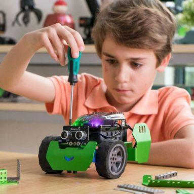 Robots Kits DIY Robots Programming Robots Toys Remote Control