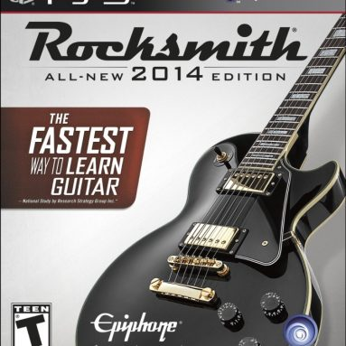 Rocksmith 2014 Edition – Playstation 3