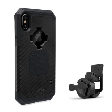 Rokform [iPhone X] Sport Series Bike mount & Rugged Phone case