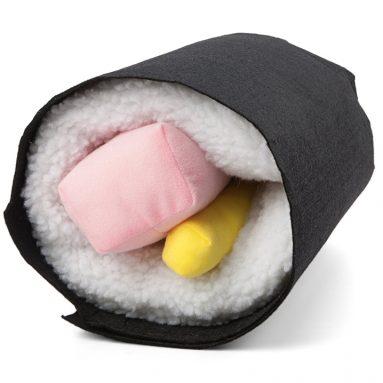 Rolled Sushi Plush Toy