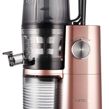 Rose Gold Slow Juicer