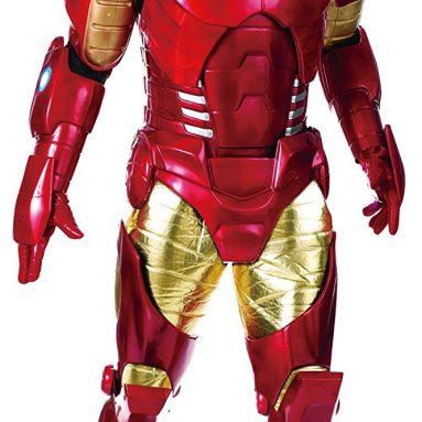 Marvel Universe Supreme Edition Iron Man Costume