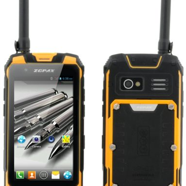 "Rugged Android Phone ""ZGPAX S9"""