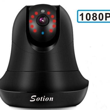 SOTION Internet WiFi Wireless Network IP Security Surveillance Video Camera System