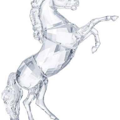 SWAROVSKI Crystal Stallion Figurine
