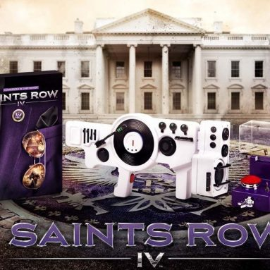 Saints Row IV – Super Dangerous Wub Wub Edition