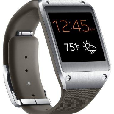 Samsung Galaxy Gear Smartwatch Mocha Gray