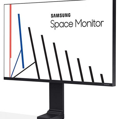 Samsung The Space UHD 4K Monitor