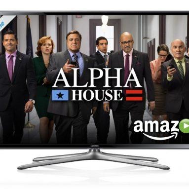 50% Discount: Samsung 60-Inch 1080p 120Hz Slim Smart LED HDTV