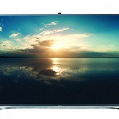 Samsung 55-Inch 4K Ultra HD 120Hz 3D Smart LED TV