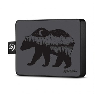 Seagate One Touch SSD 1TB External Solid State Drive Portable