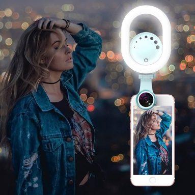 Selfie Ring Light Phone Lens