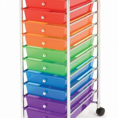 Multi Color Cart