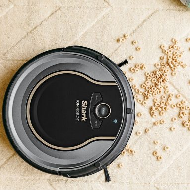 Shark ION ROBOT 750 Vacuum with Wi-Fi Connectivity + Voice Control