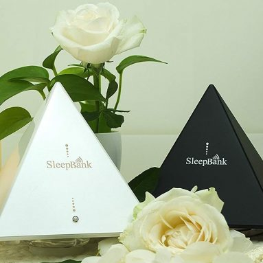 Sleepbank -Sleep Frequency Technology Device, Sleep Quality Booster with Natural Frequency