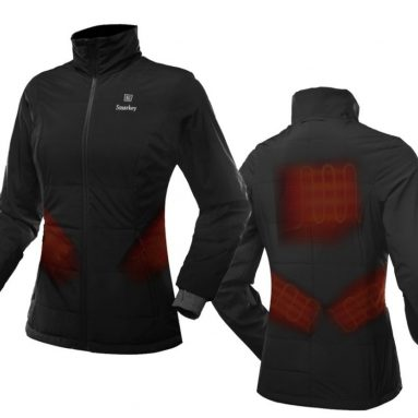 Slim Fit Heated Jacket