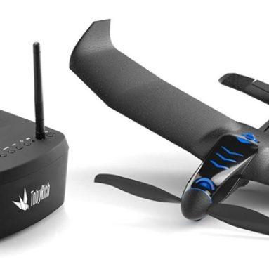 SmartPlane Pro FPV – Smartphone Controlled VR plane