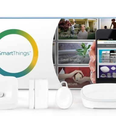 SmartThings Know Your Home Kit